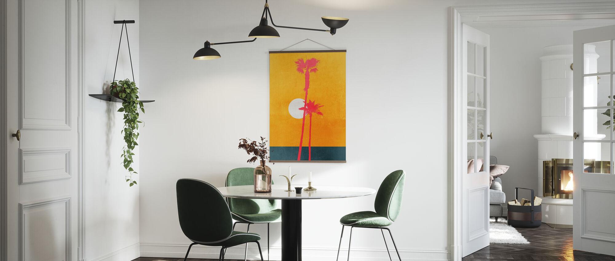 La Palma Sunshine - Poster - Kitchen