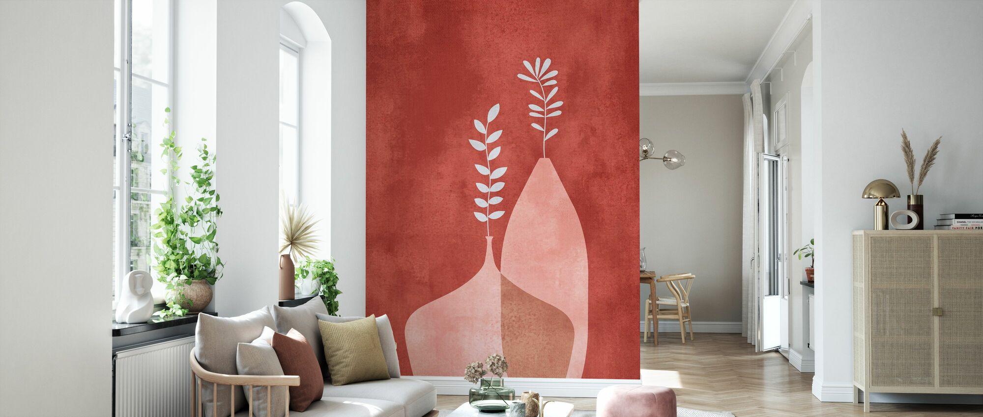 Melancholy - Wallpaper - Living Room