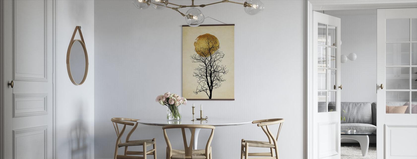 Mondaufgang - Poster - Küchen