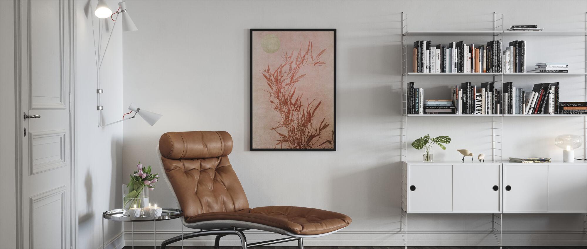 Sentimental Touch - Framed print - Living Room