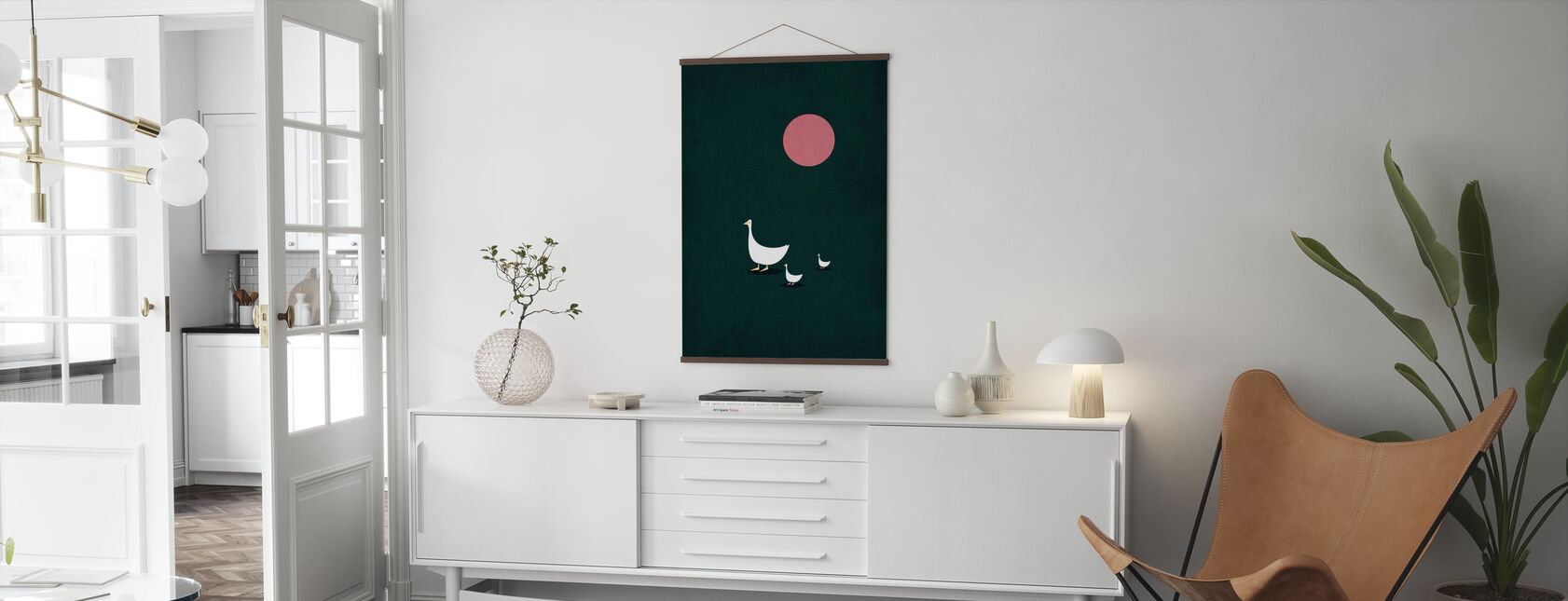 Sunny Side of Life - Poster - Living Room