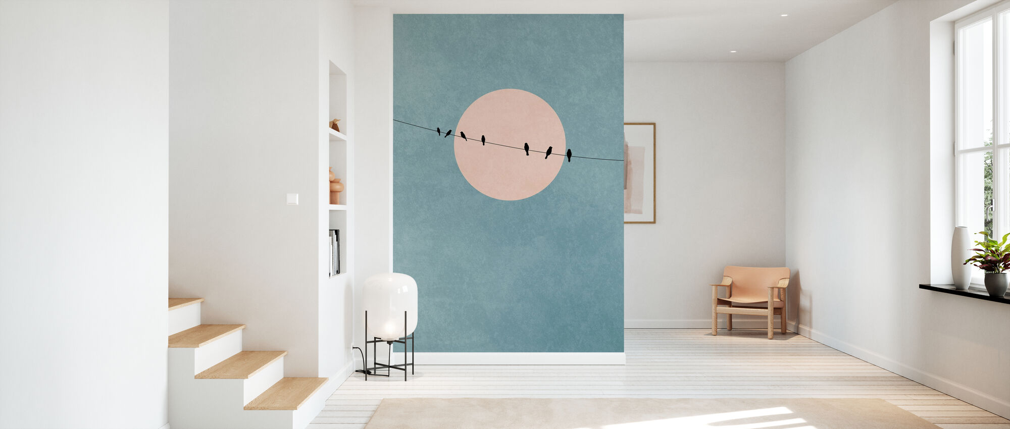 Beauty of Silence - Wallpaper - Hallway