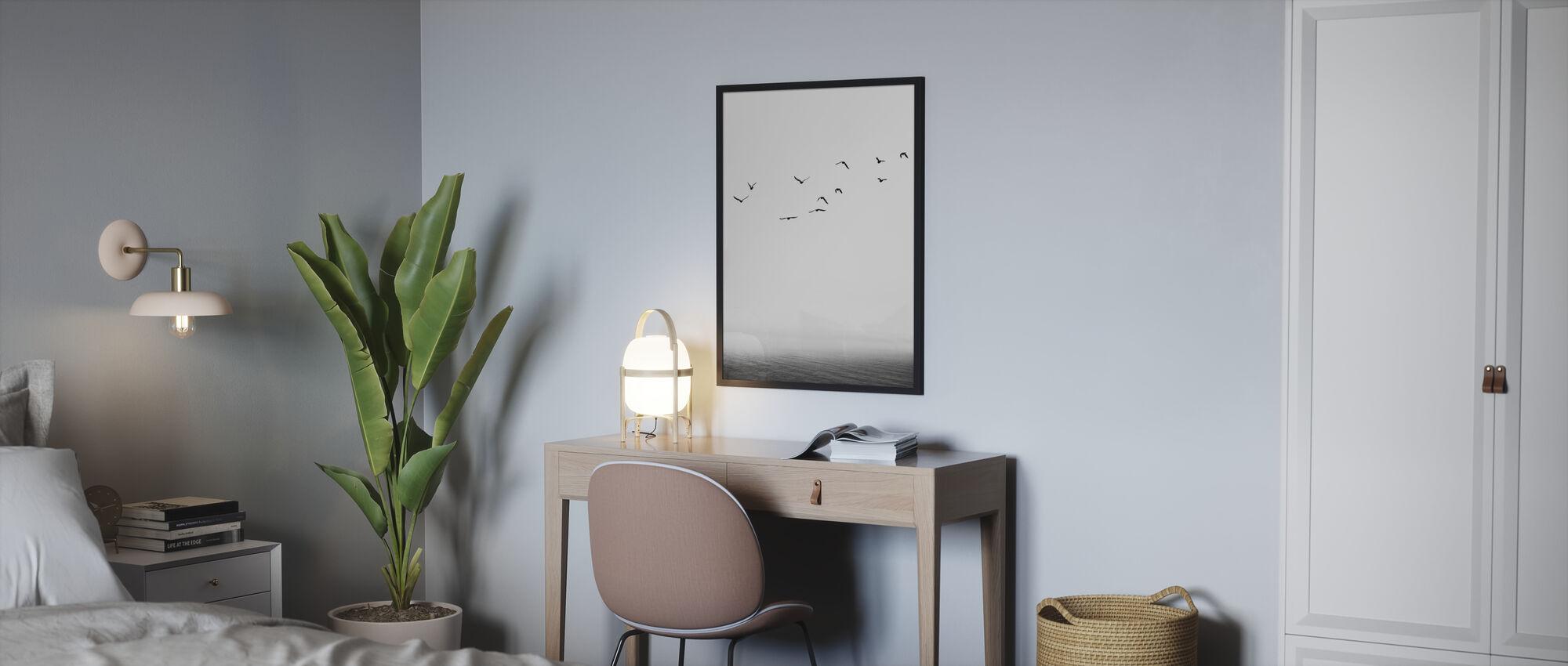 Seaside - Poster - Bedroom