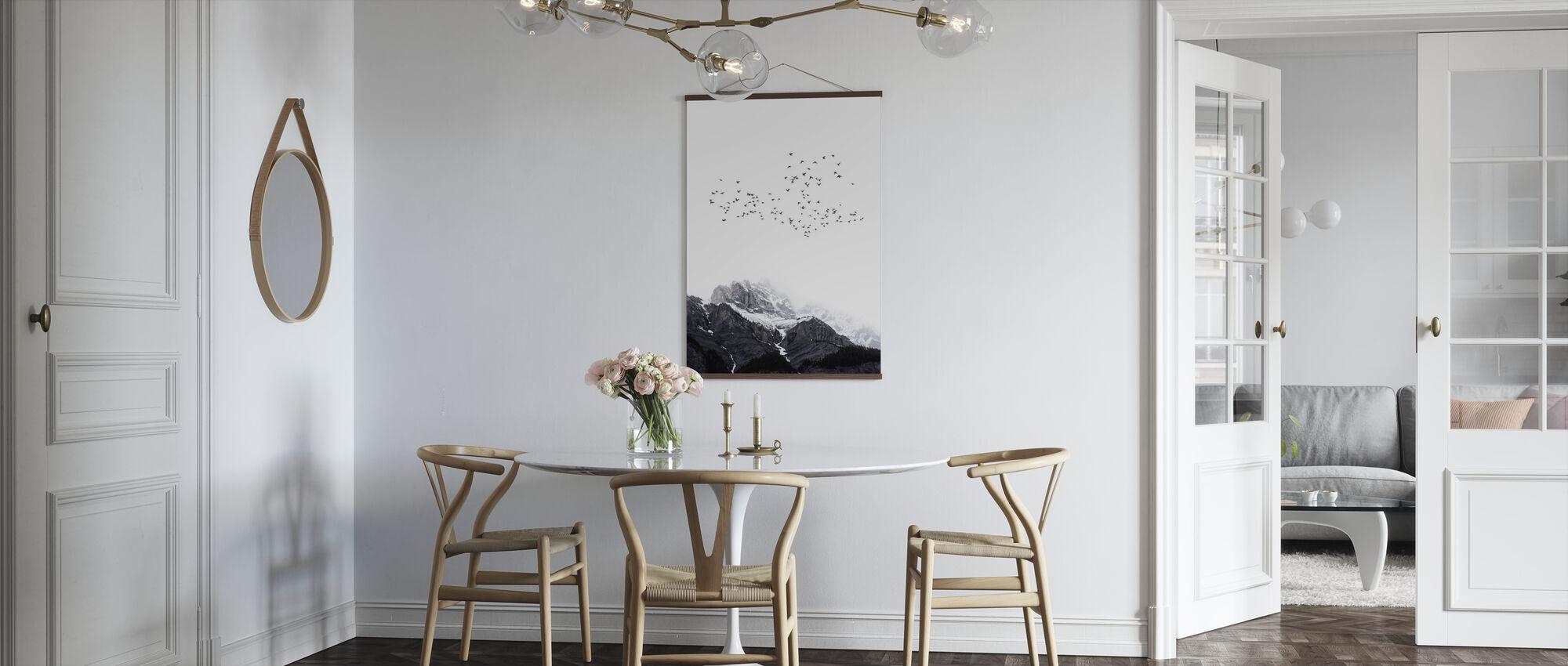Top van de wereld - Poster - Keuken