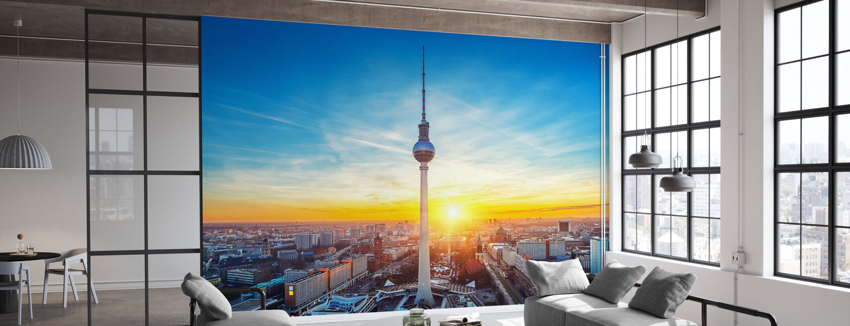 Holiday Inn Express Berlin City Centre - Wallpaper - Office