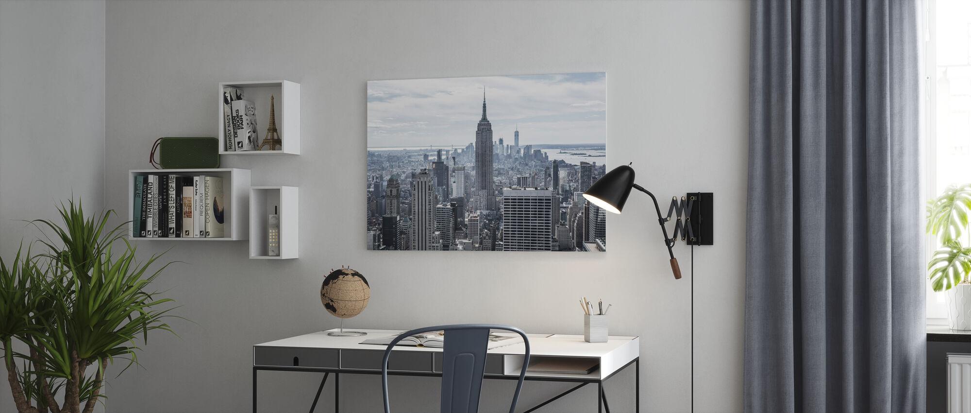 Empire State Building - Canvastavla - Kontor