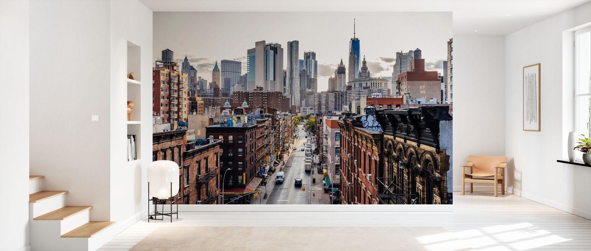 Lower Manhattan - Tapete - Flur