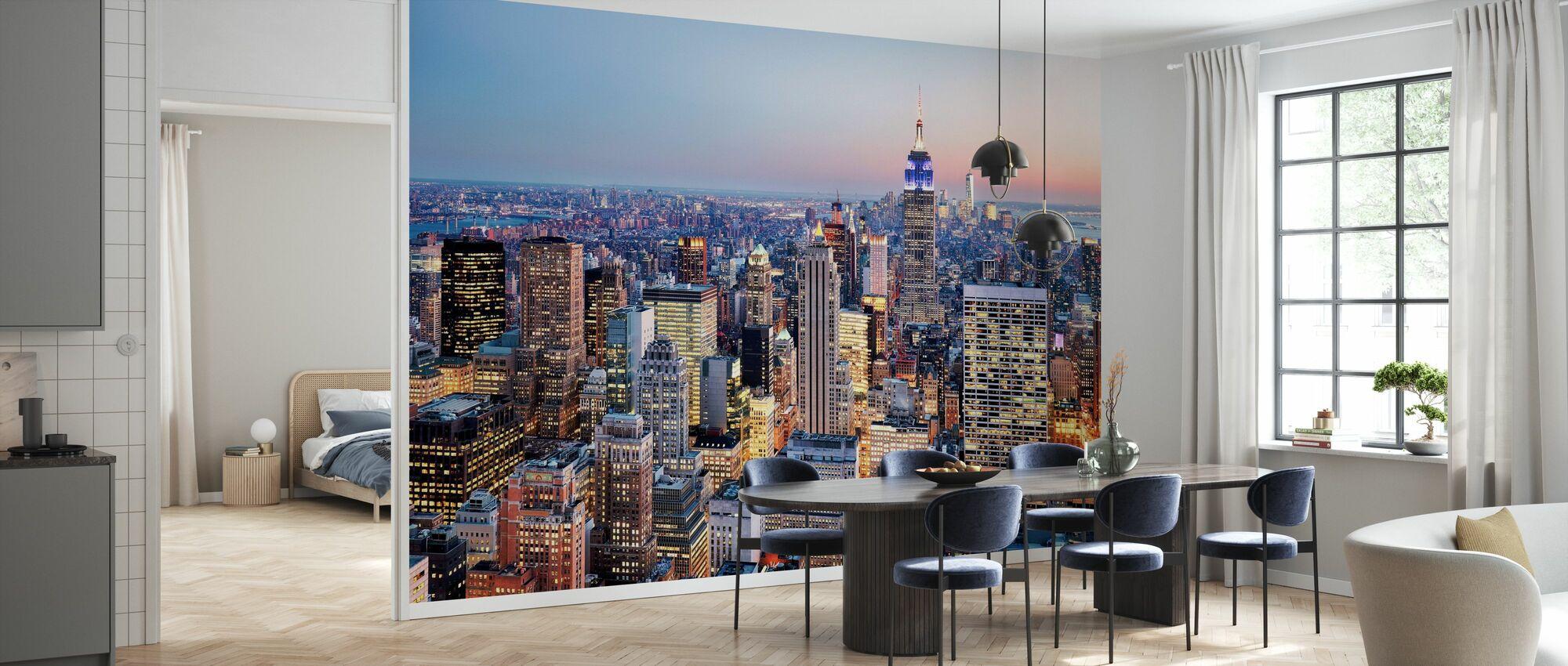 New York City - Tapet - Kjøkken