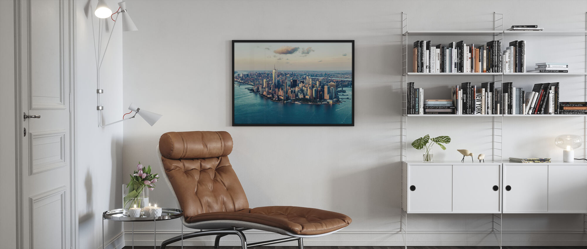 City of Dreams - Poster - Living Room