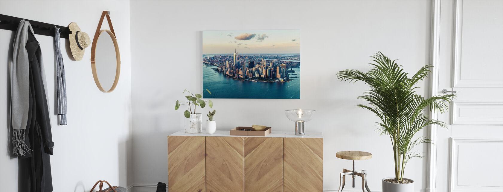 Città dei Sogni - Stampa su tela - Sala