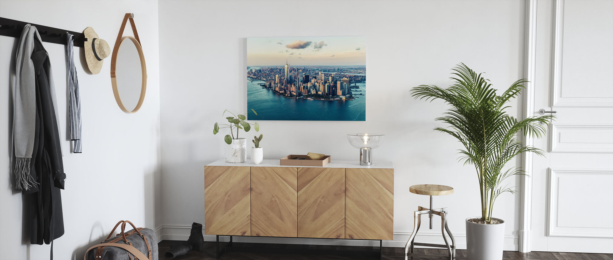 City of Dreams - Canvas print - Hallway