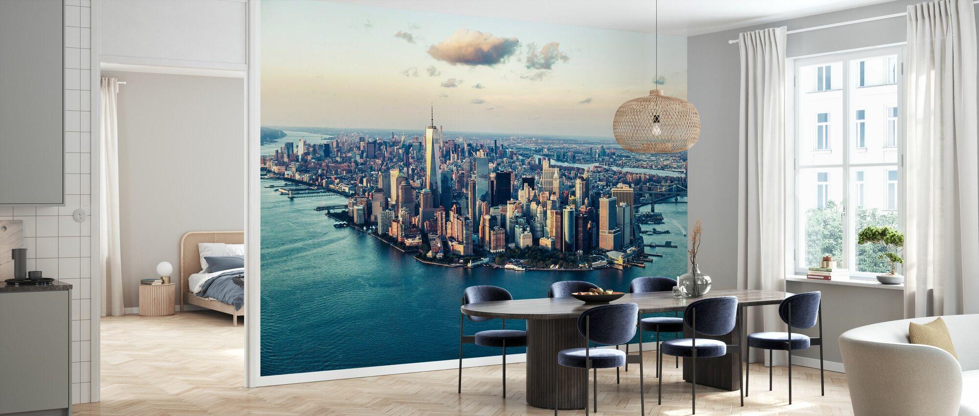 City of Dreams - Wallpaper - Kitchen