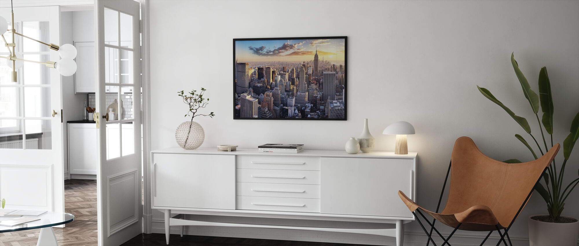 New York Skyline - Plakat - Stue