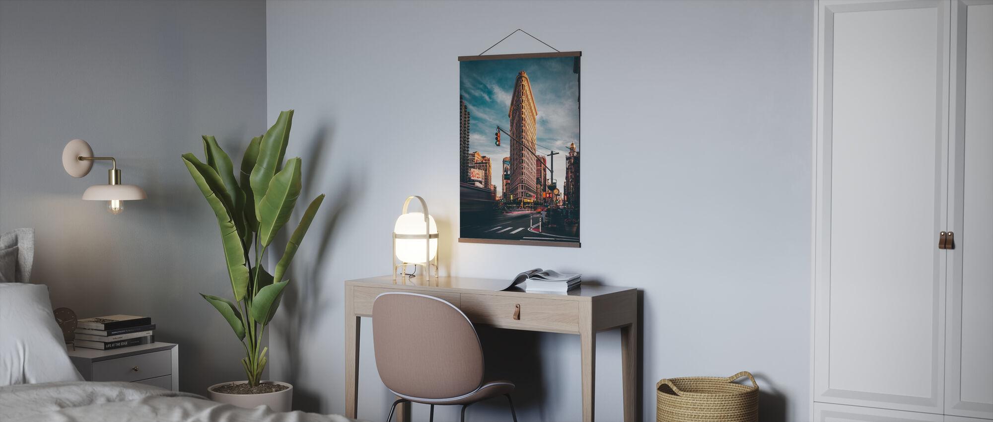 Flatiron Gebäude - Poster - Büro