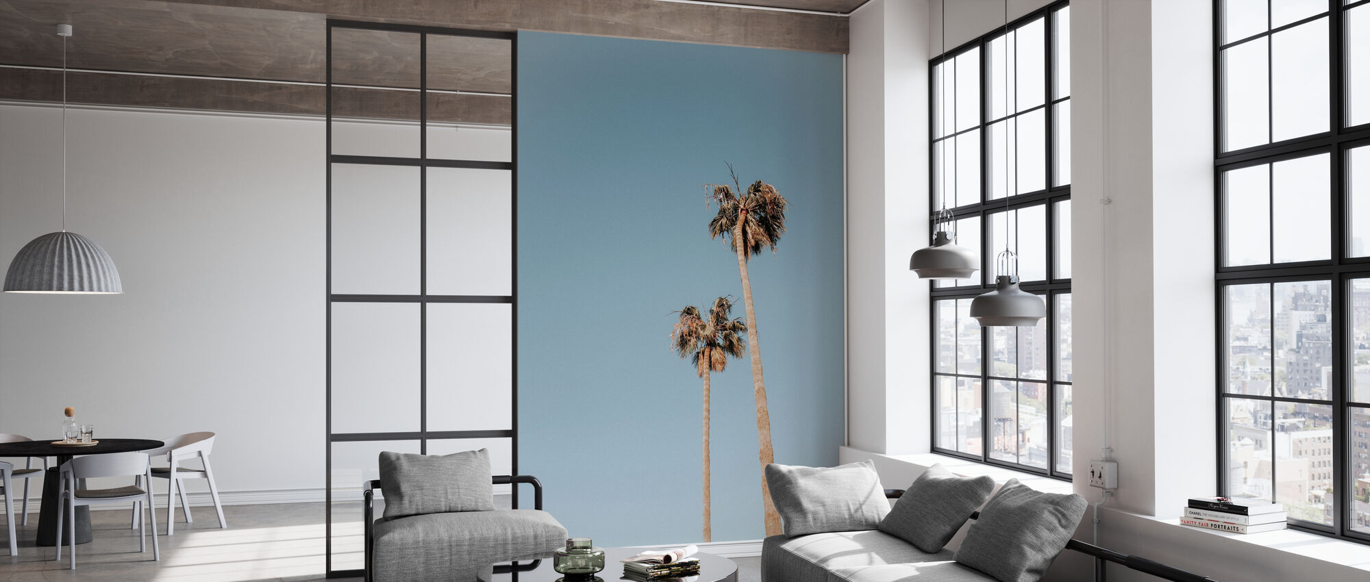 California Dreamin - Wallpaper - Office