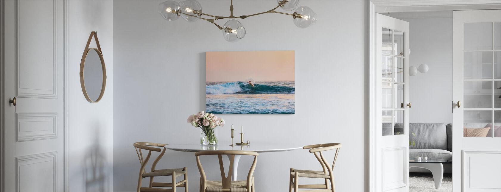 Surfen - Canvas print - Keuken