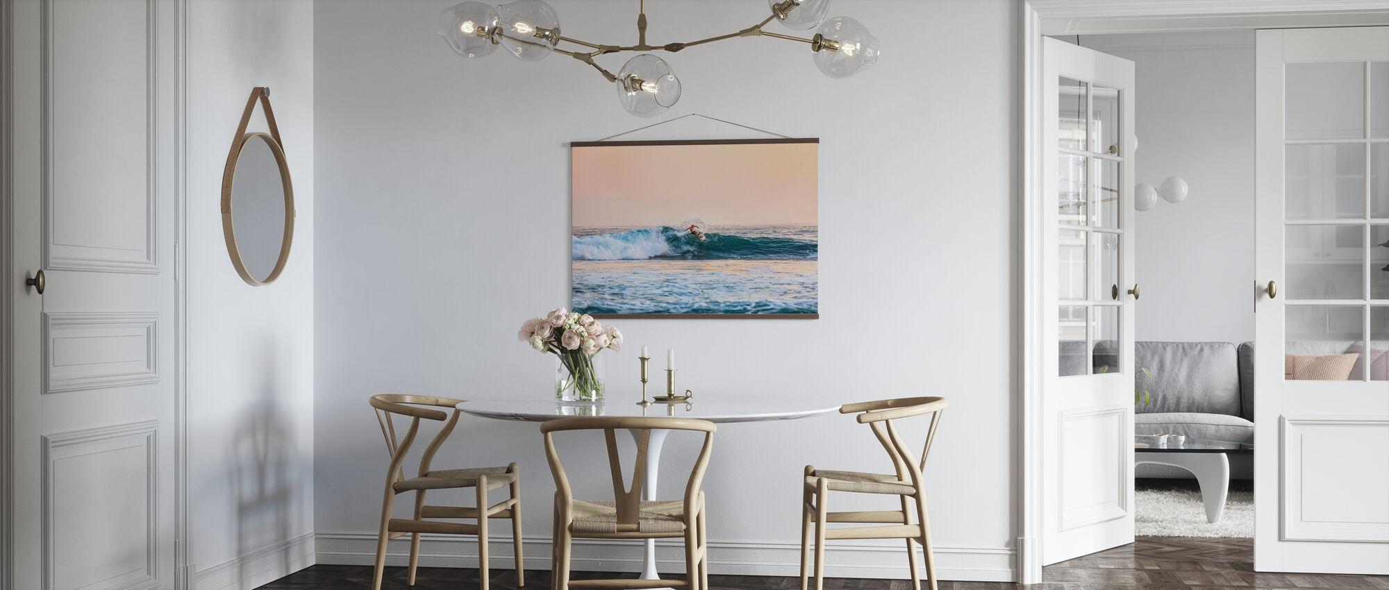 Surfen - Poster - Küchen