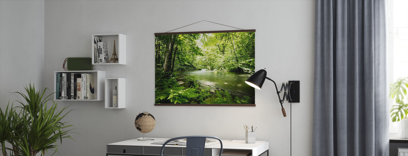 Deep into the Forest - Poster - Office