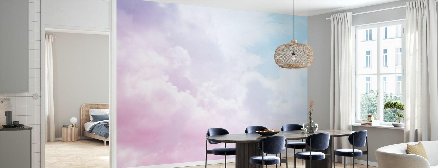 Overskyet himmel - Tapet - Kjøkken