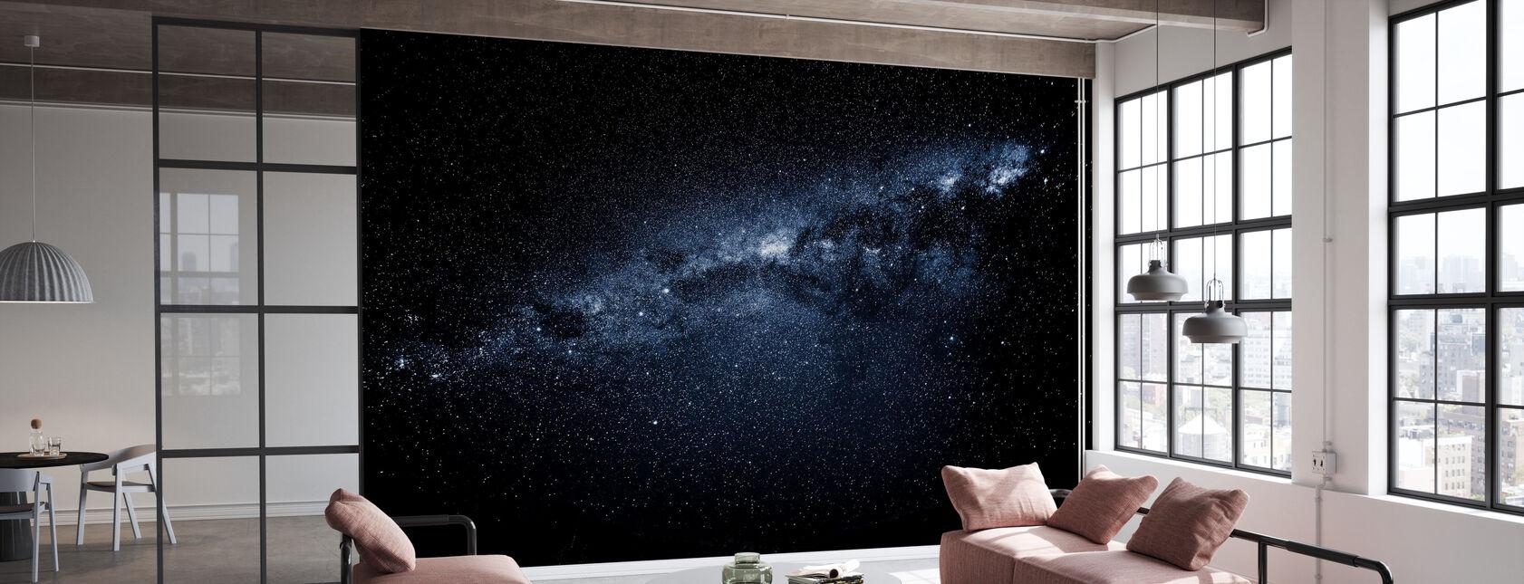 Milky Way - Wallpaper - Office