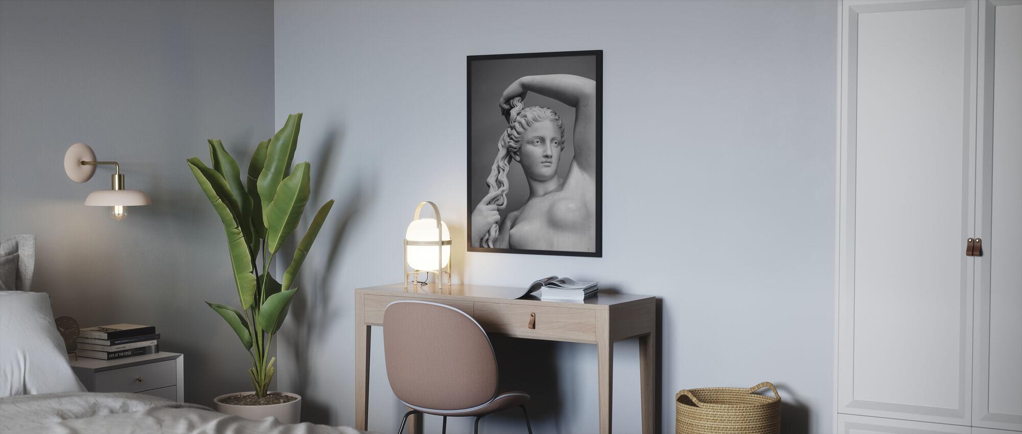 Kærlighed gudinde - Plakat - Soveværelse