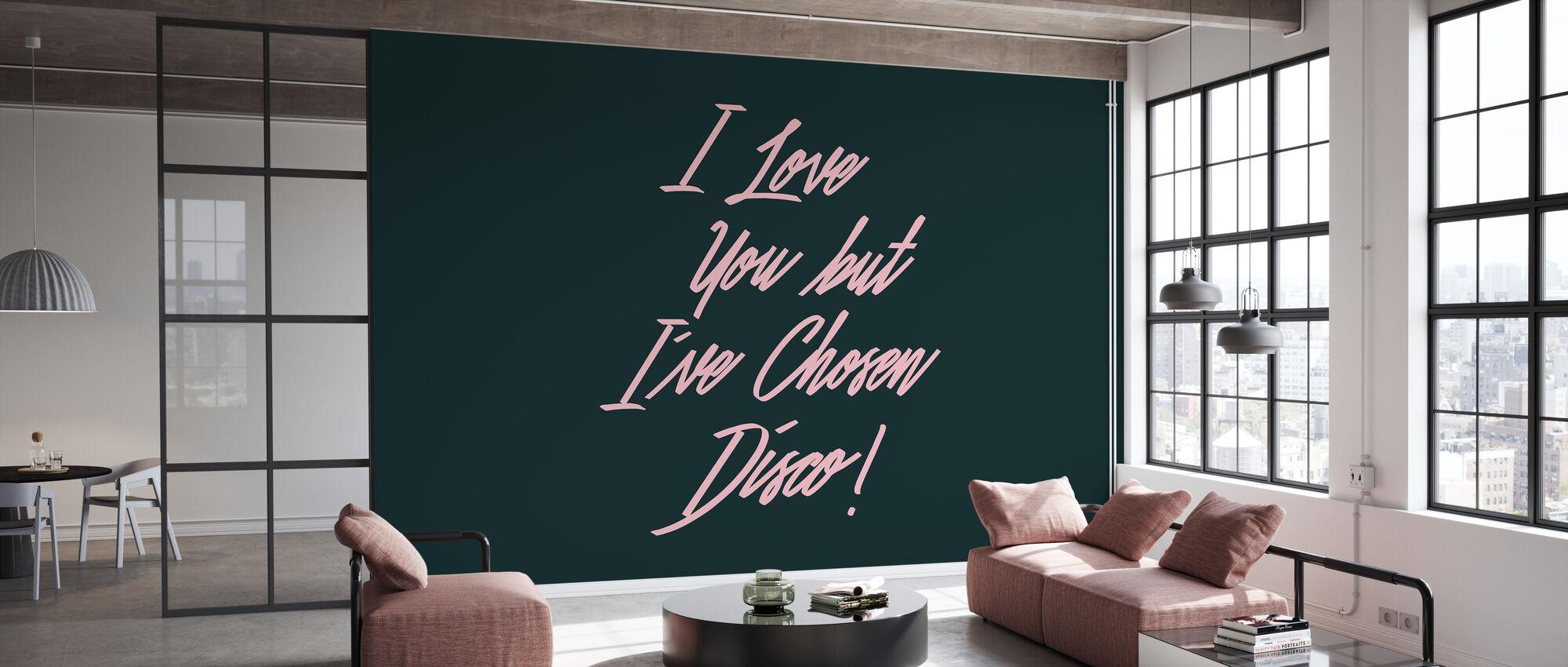 Disco - Wallpaper - Office