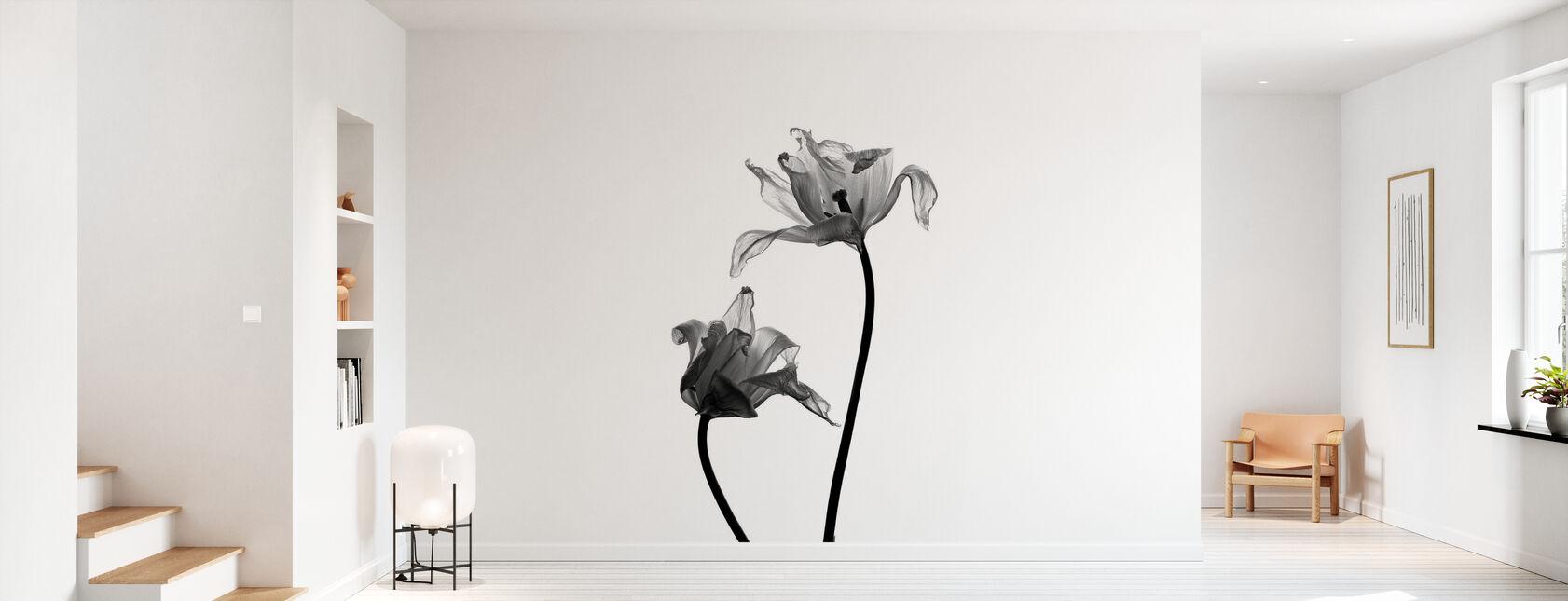 Iris - Tapet - Hall