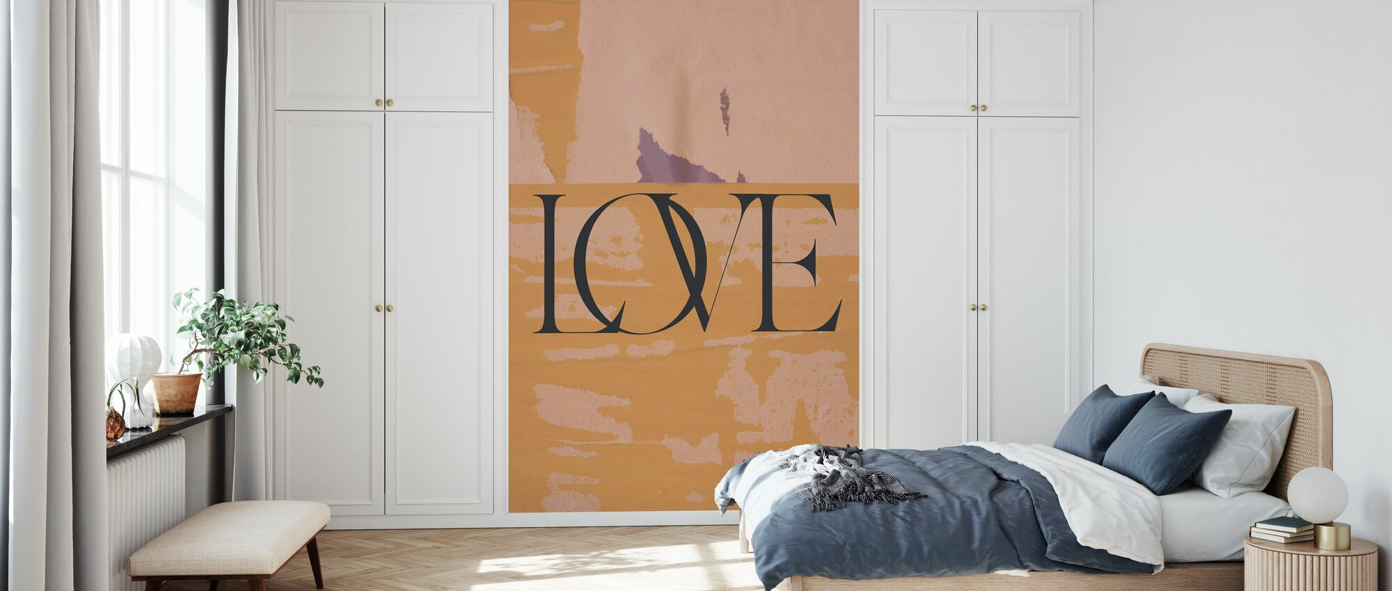 Old Love - Wallpaper - Bedroom