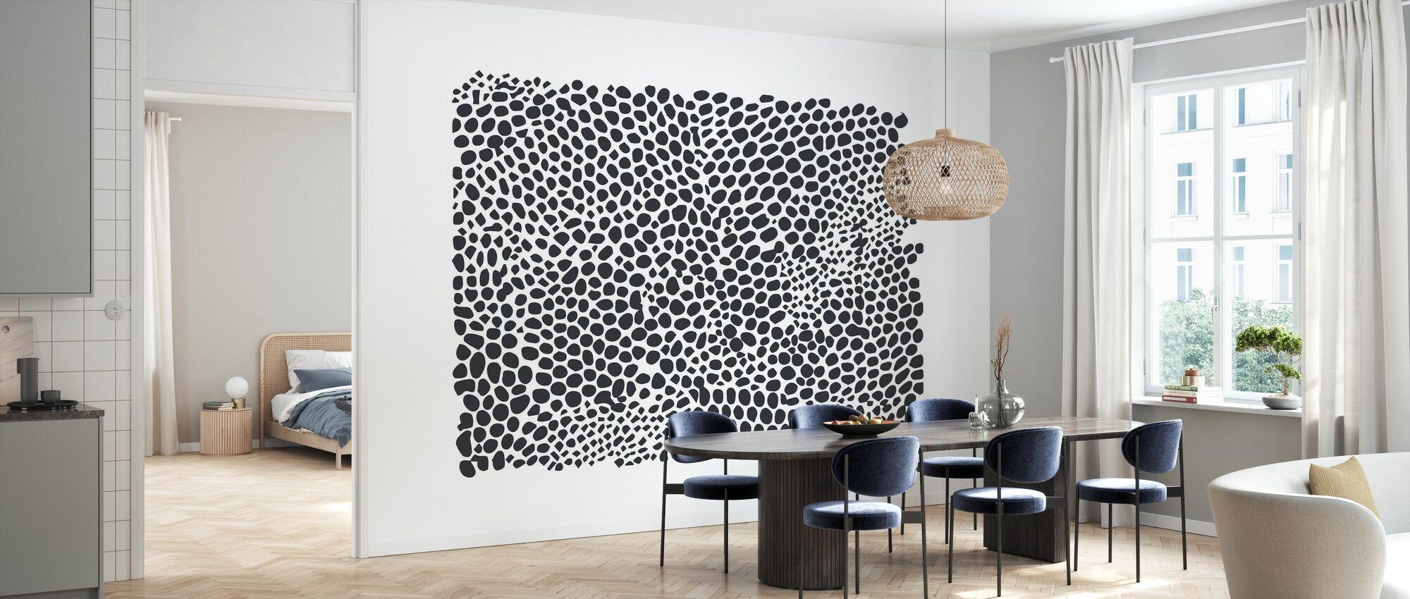 Snakeskin - Wallpaper - Kitchen