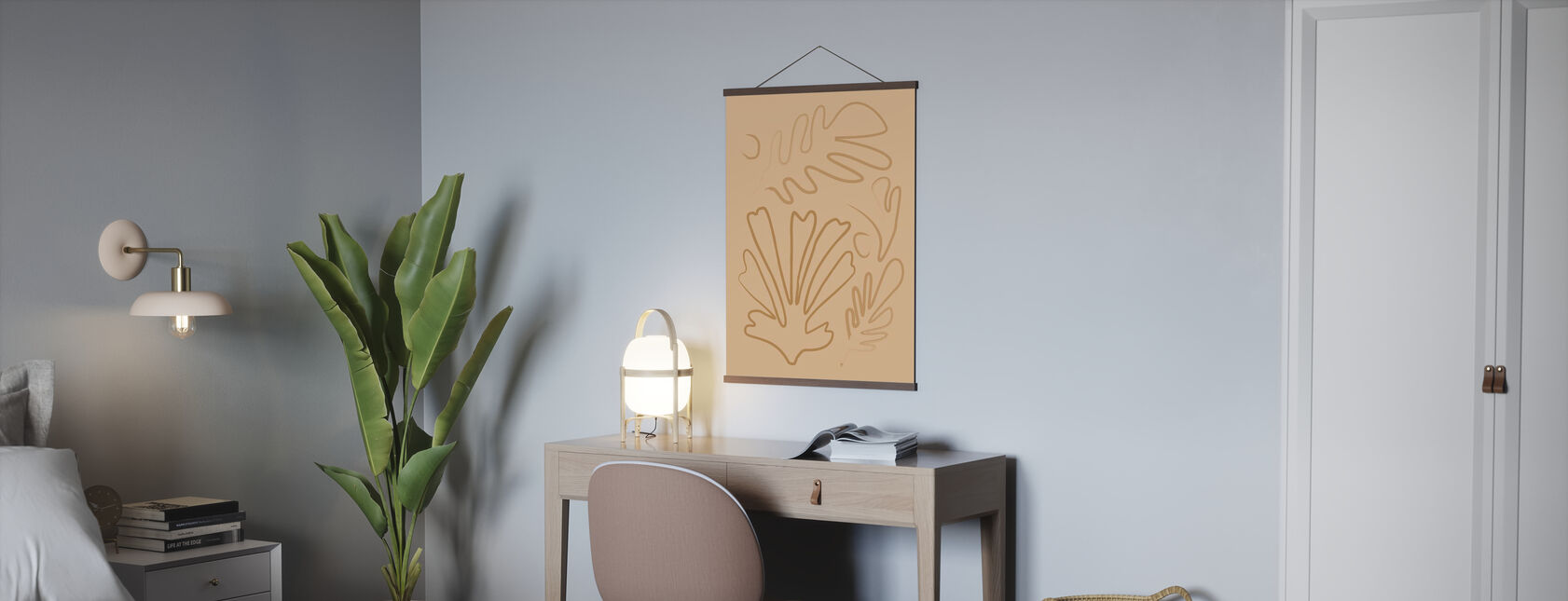 Matisse Leaves - Poster - Office