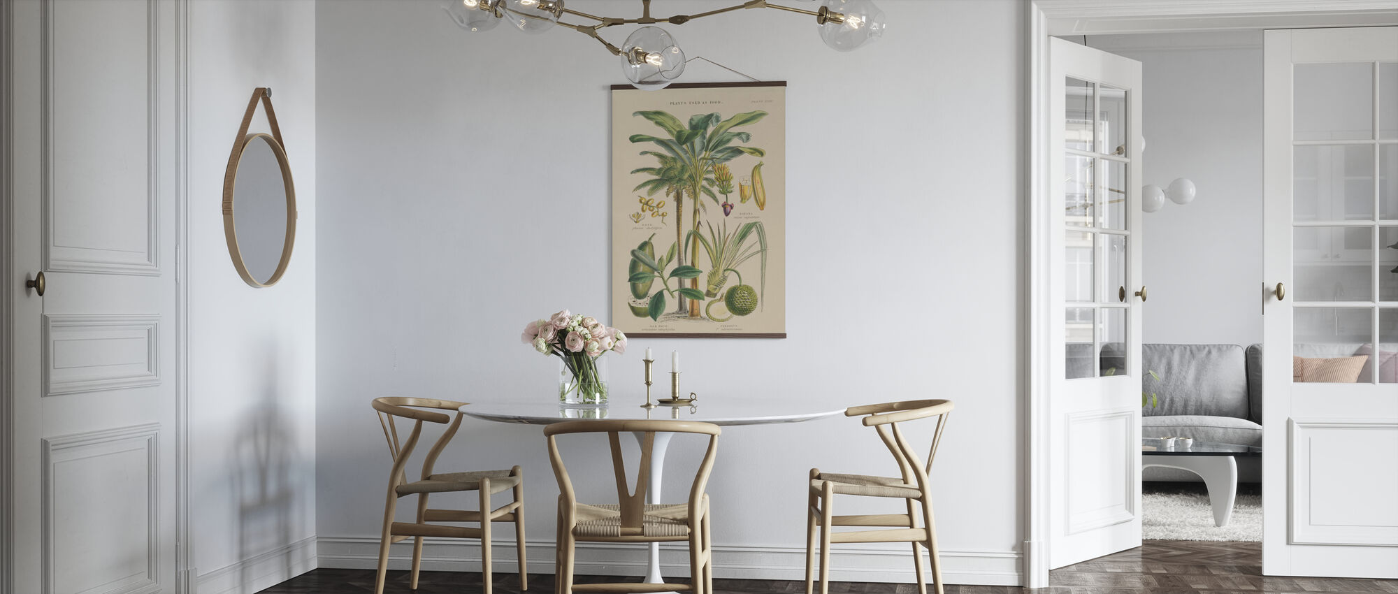 Fruit Trees - Poster - Kitchen