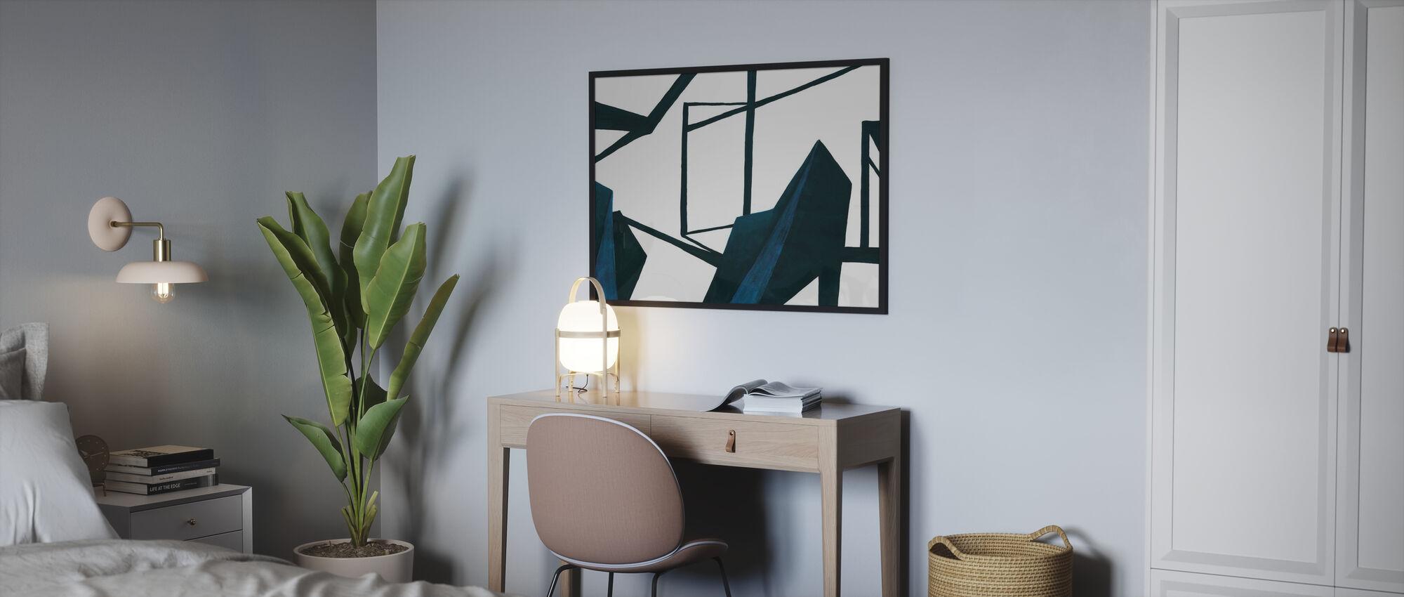 I det här rummet - Poster - Sovrum