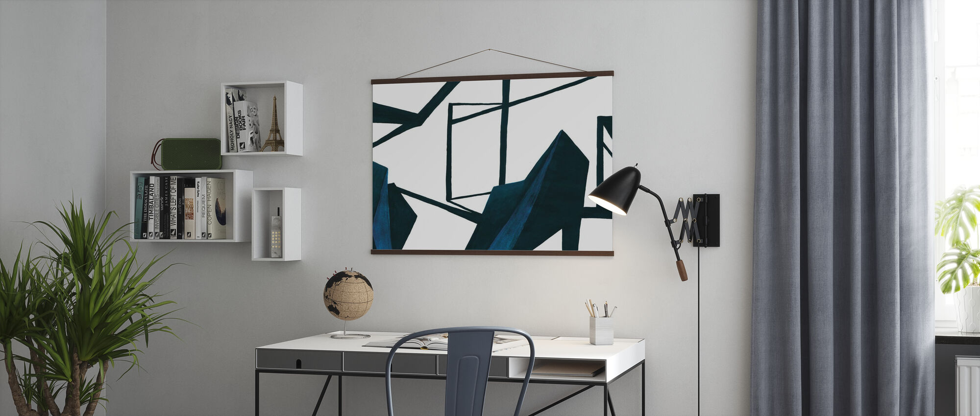 In this Room - Poster - Office