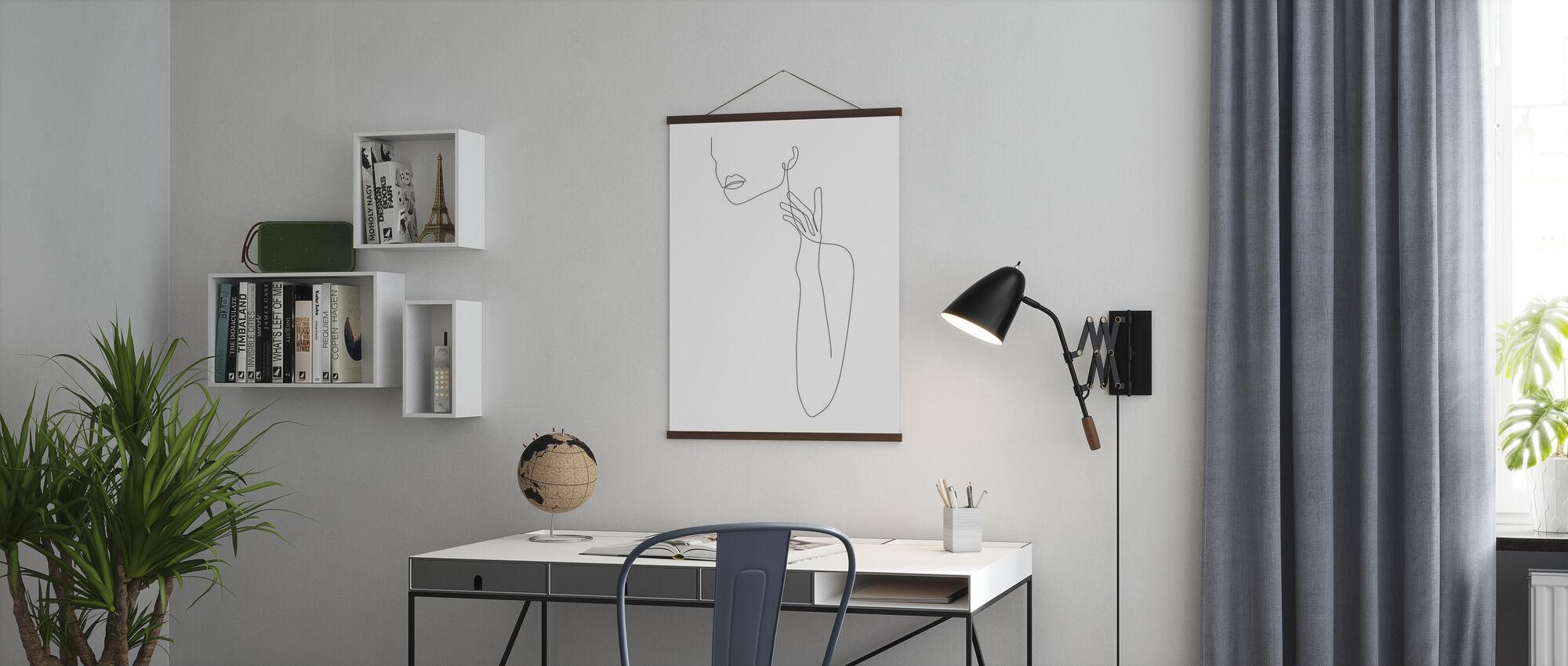 Single Touch - Affiche - Bureau