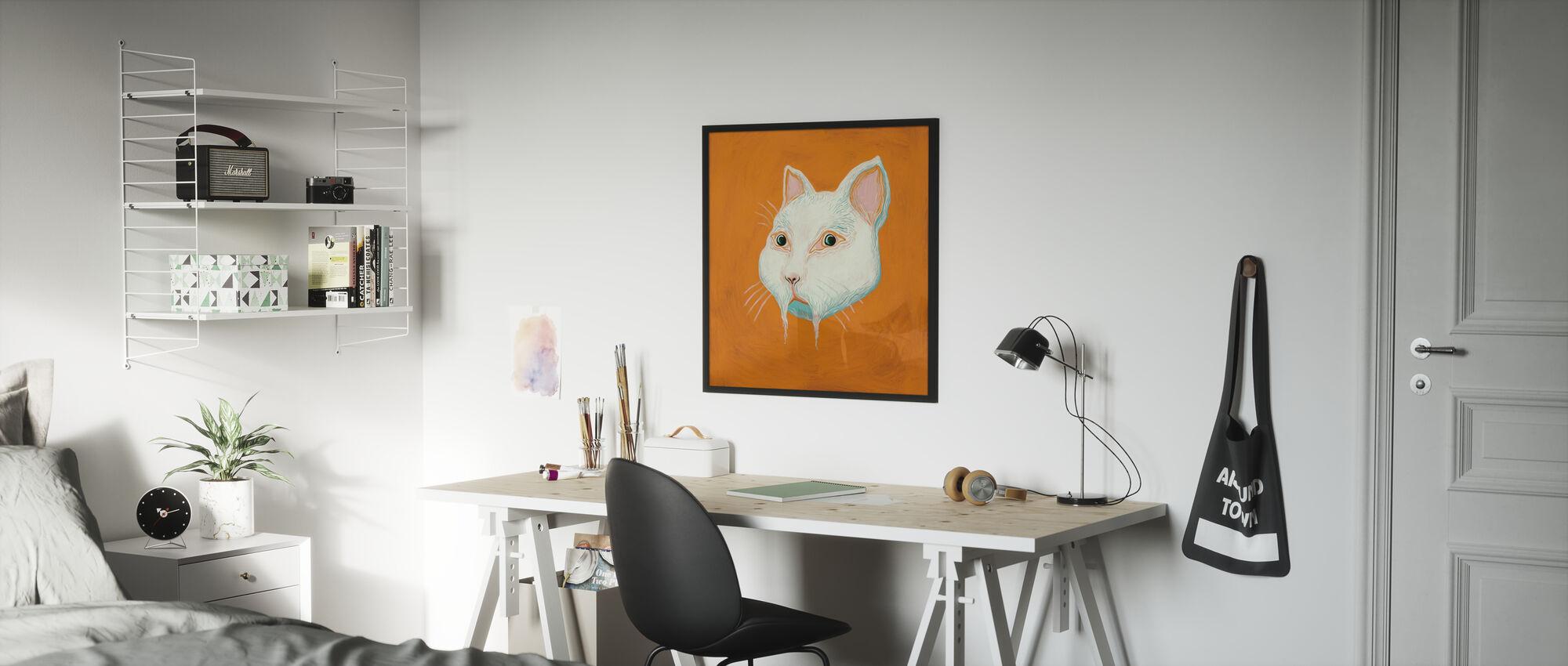 Cat - Poster - Kids Room
