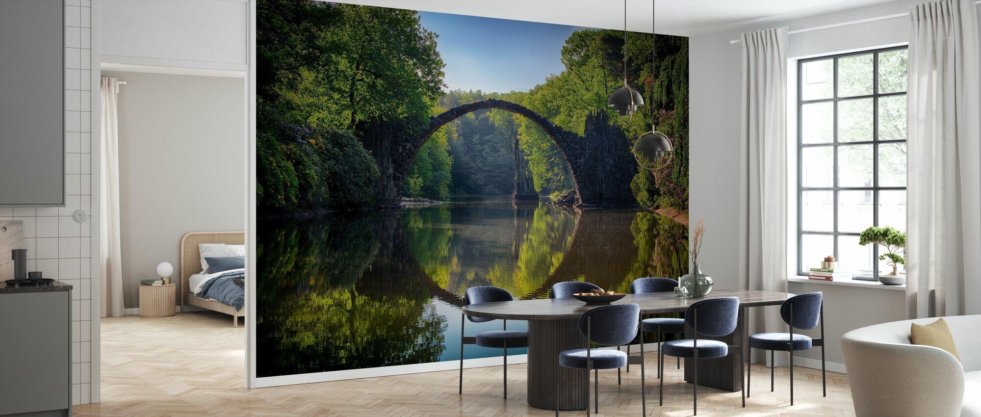 Arch Bridge - Tapet - Kök