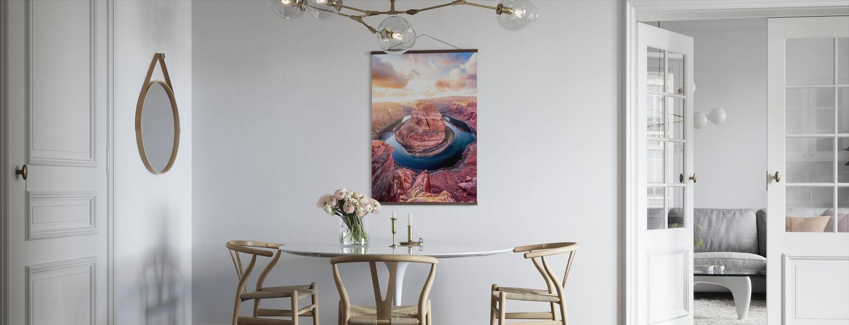 Arizona Canyon - Poster - Kitchen