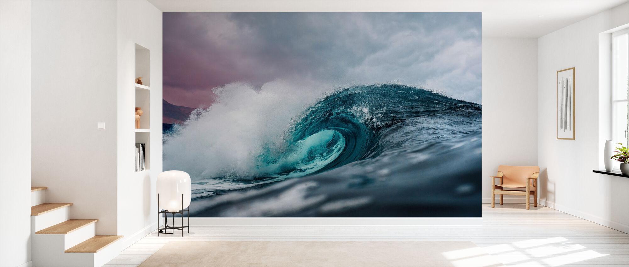 Daytime Flow - Wallpaper - Hallway