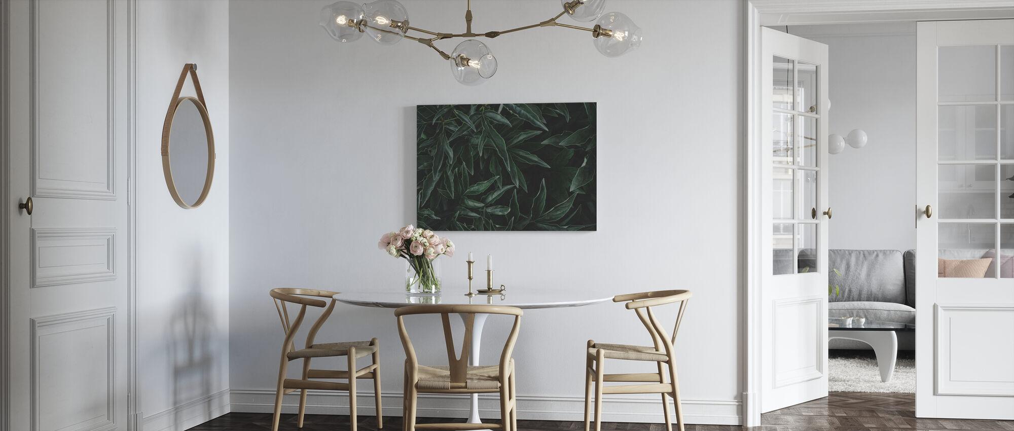 Lush - Canvas print - Kitchen