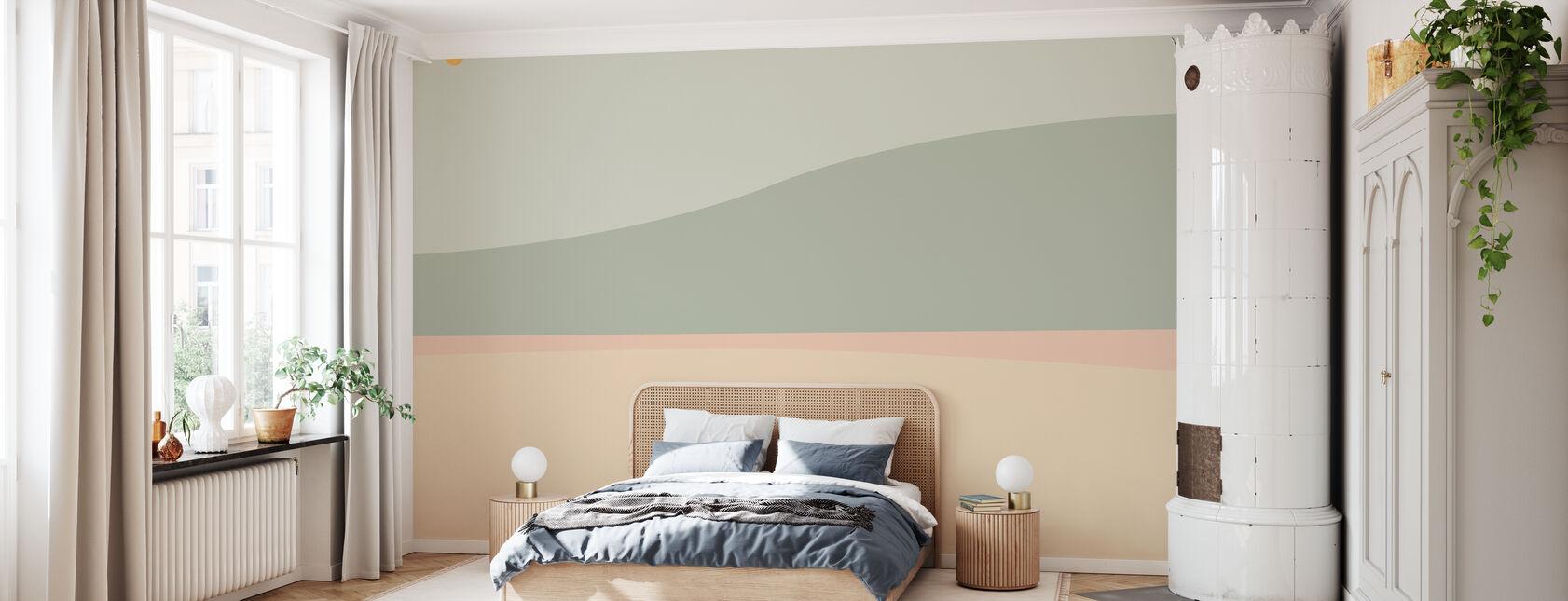 Colli - Light - Papier peint - Chambre