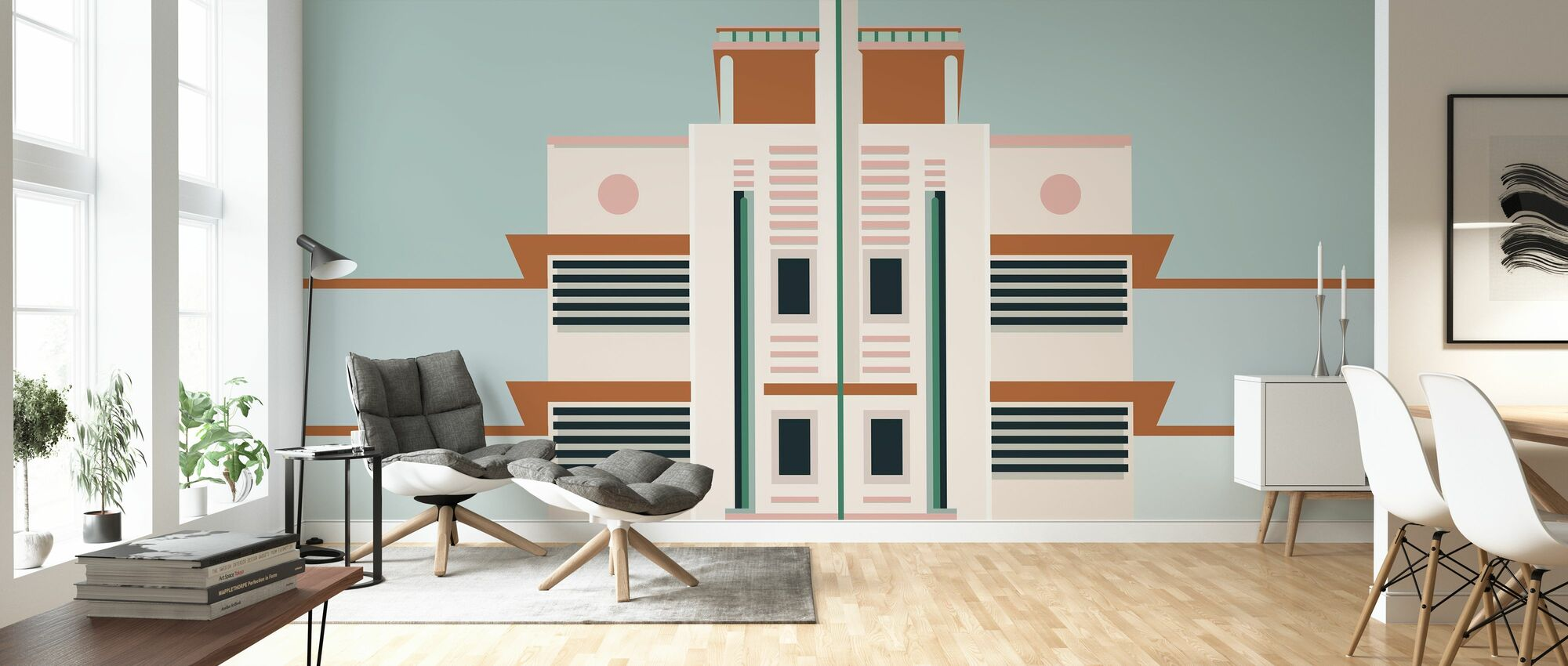Deco - 03 - Wallpaper - Living Room