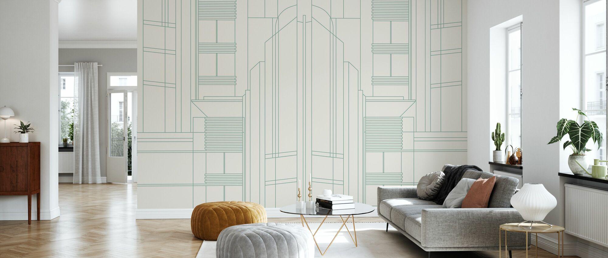 Deco - 05 - Wallpaper - Living Room