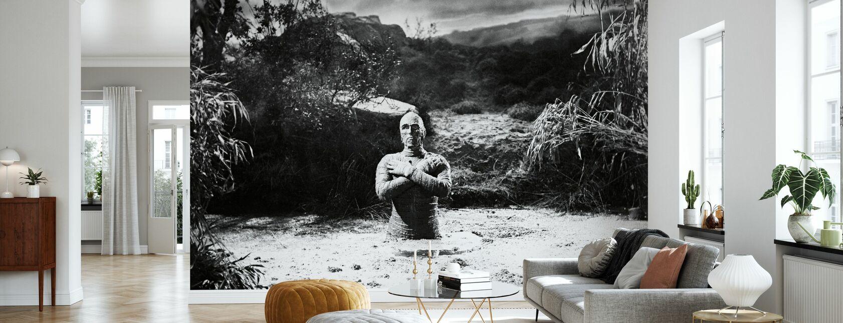 Mamma - Christopher Lee - Tapet - Vardagsrum