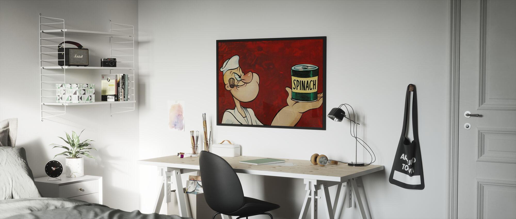 Popeye the Sailor - Poster - Kids Room
