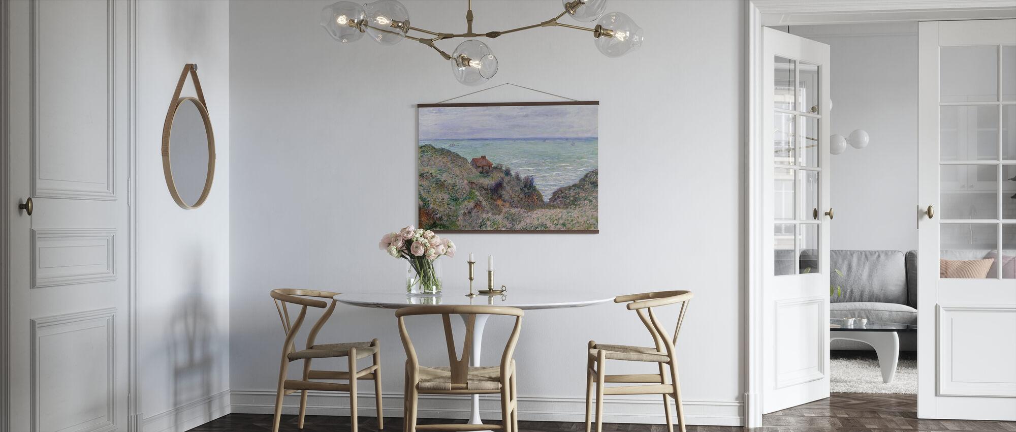 Cabin - Claude Monet - Poster - Kitchen