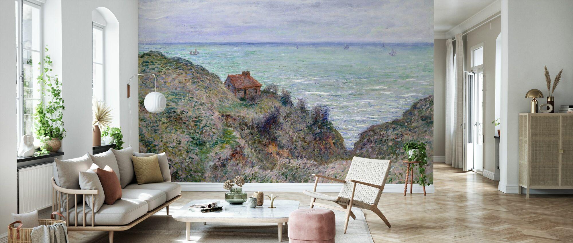 Mökki - Claude Monet - Tapetti - Olohuone
