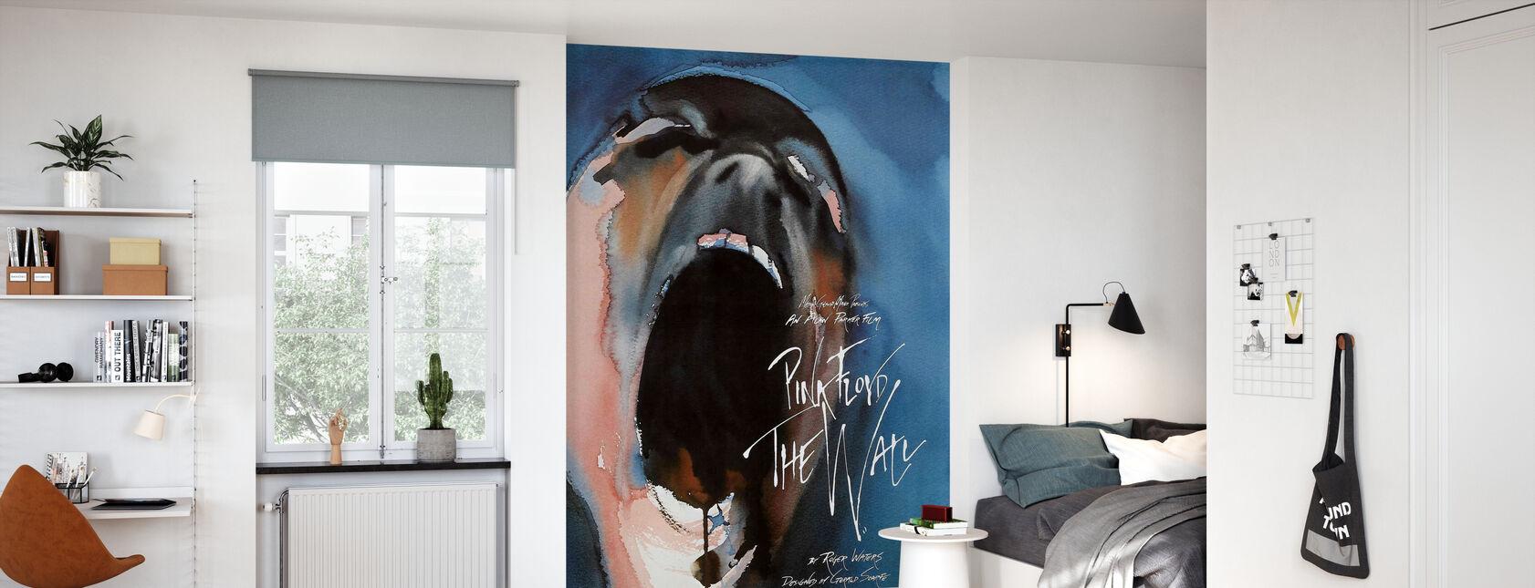 Wand - Pink Floyd - Tapete - Kinderzimmer