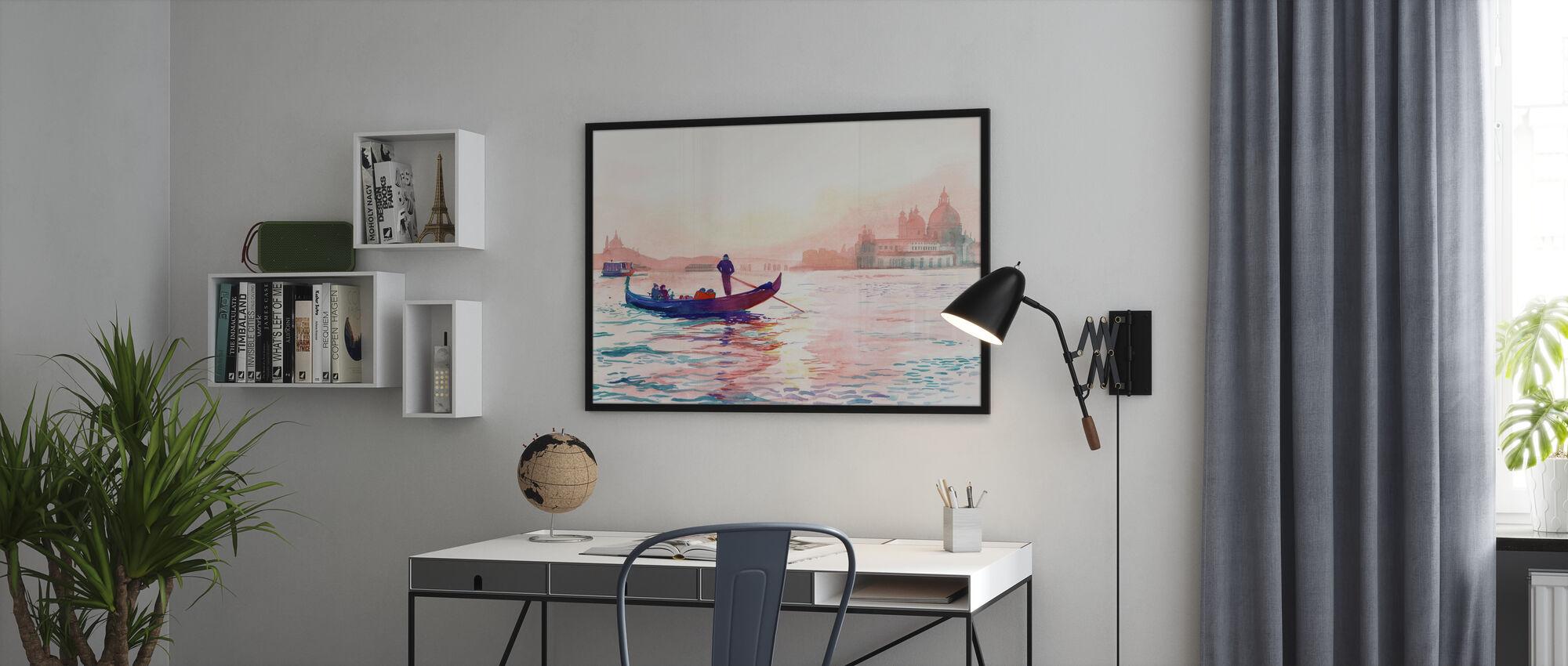 Grand Hotel Venice - Poster - Büro