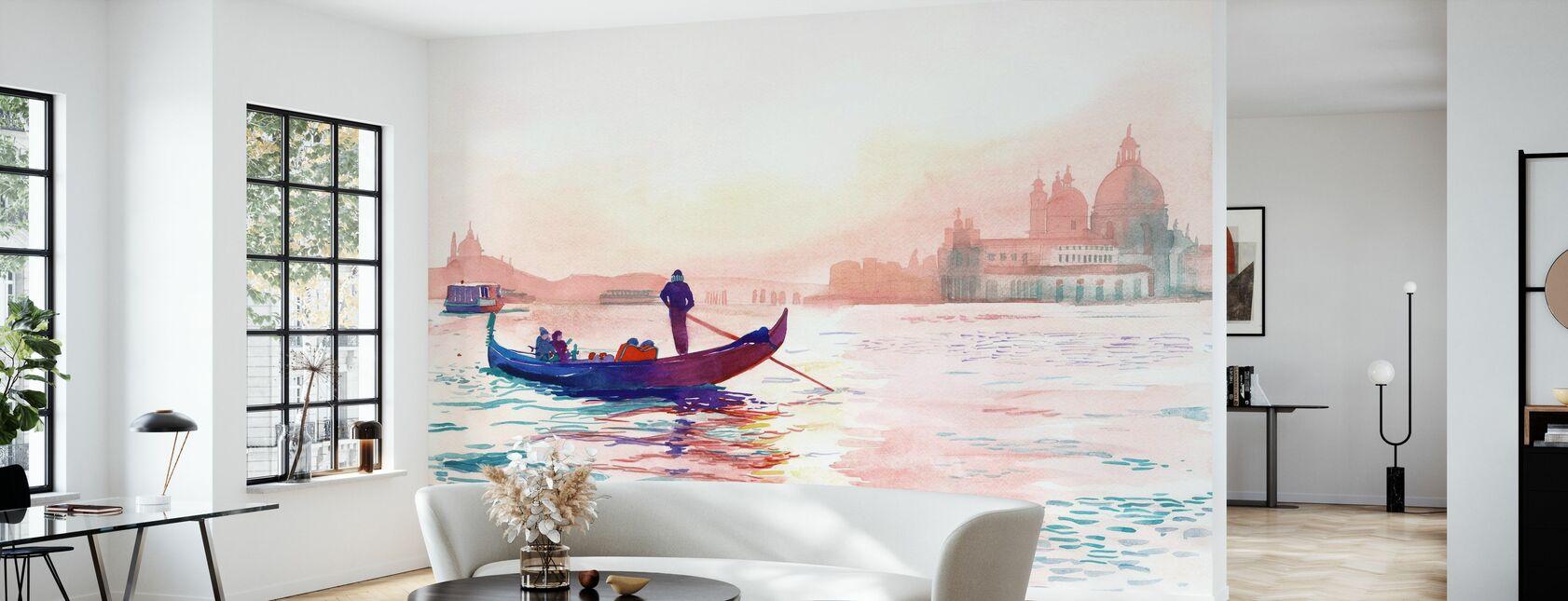 Grand Hotel Venedig - Tapet - Stue