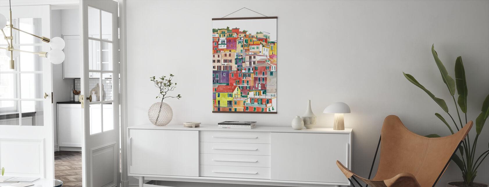 Cinque Terre - Plakat - Stue